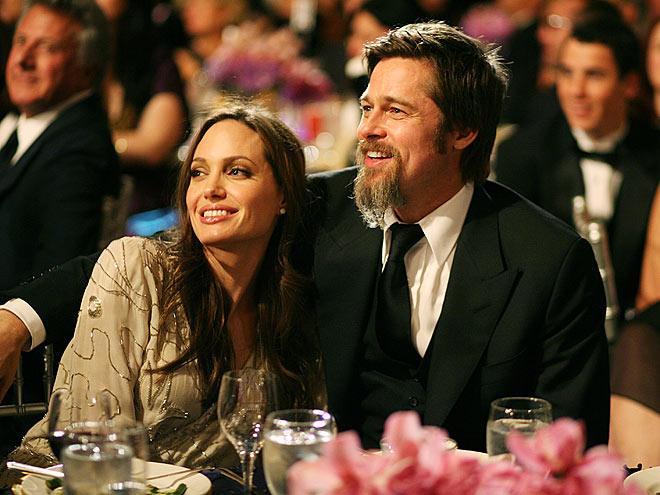 FEAST OF LOVE photo | Angelina Jolie, Brad Pitt