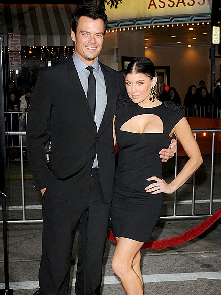 LOVE MATCH photo | Fergie, Josh Duhamel