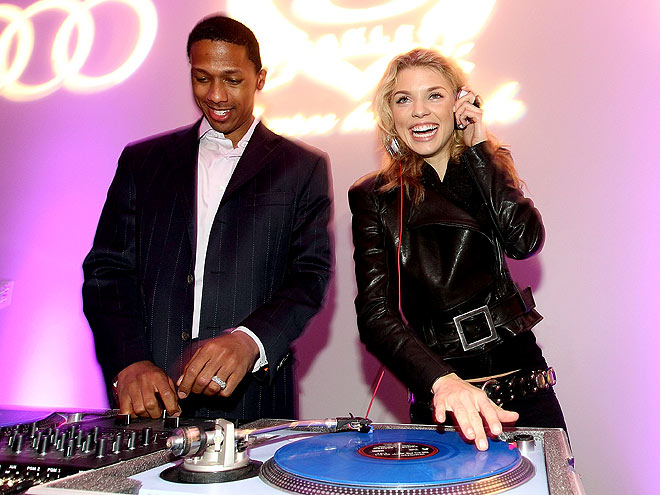 SPIN CYCLE photo | AnnaLynne McCord, Nick Cannon