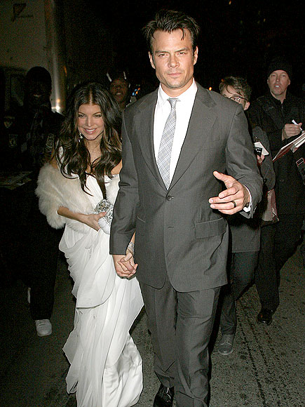 DASHING DUO photo | Fergie, Josh Duhamel