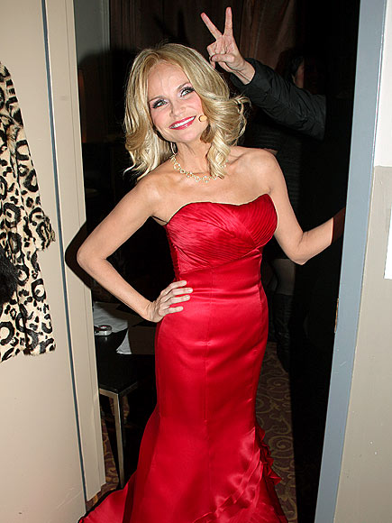 LADY IN RED photo | Kristin Chenoweth