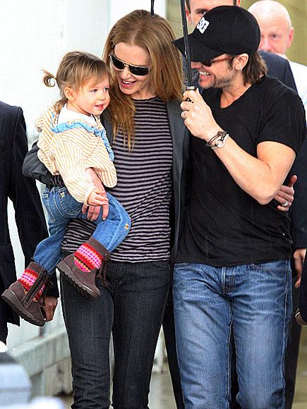 FAMILY TIES photo | Keith Urban, Nicole Kidman