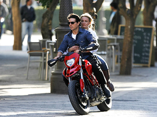 BUILT FOR TWO photo | Cameron Diaz, Tom Cruise