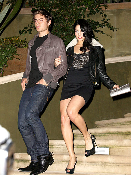 A BIG STEP photo | Vanessa Hudgens, Zac Efron