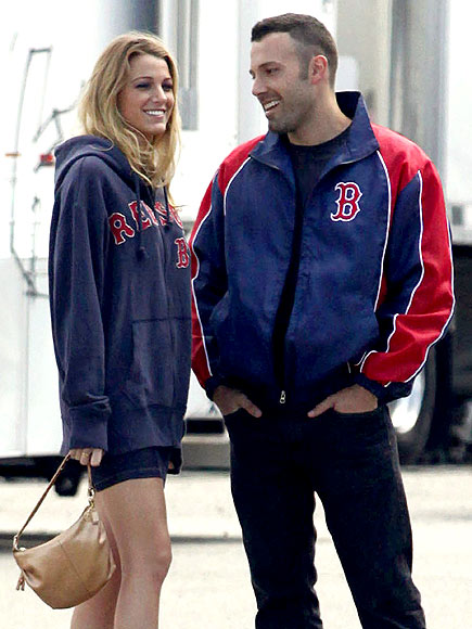 ANOTHER CONVERT? photo | Ben Affleck, Blake Lively