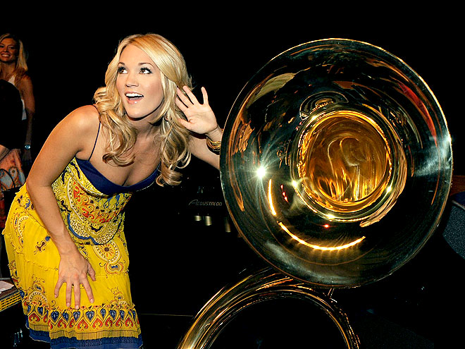 BRASS ACT photo | Carrie Underwood