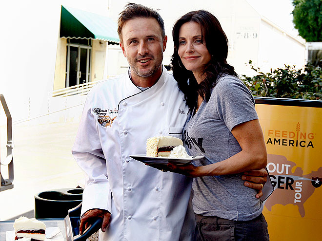 THE SWEET LIFE photo | Courteney Cox, David Arquette