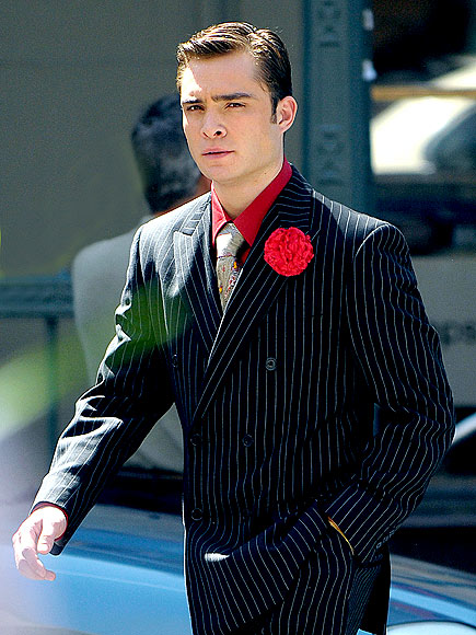 WELL-SUITED photo | Ed Westwick