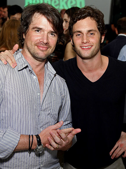 PARTY GUYS photo | Matthew Settle, Penn Badgley