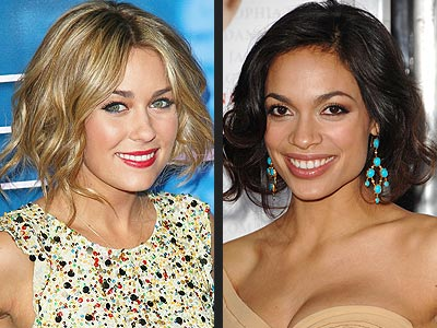 MAKE-BELIEVE BOB photo | Lauren Conrad, Rosario Dawson