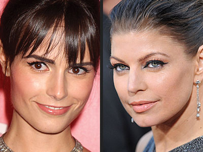 CAT LINER photo | Fergie, Jordana Brewster