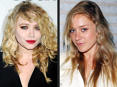 COMB-OVER photo | Chlou00EB Sevigny, Mary-Kate Olsen