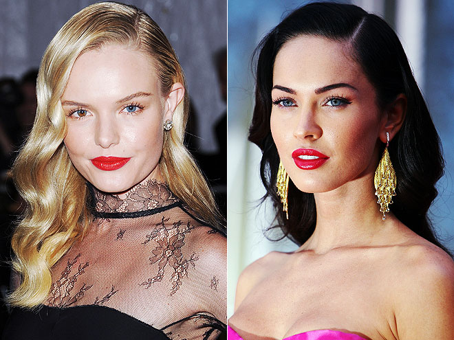 VERONICA LAKE LOCKS photo | Kate Bosworth, Megan Fox