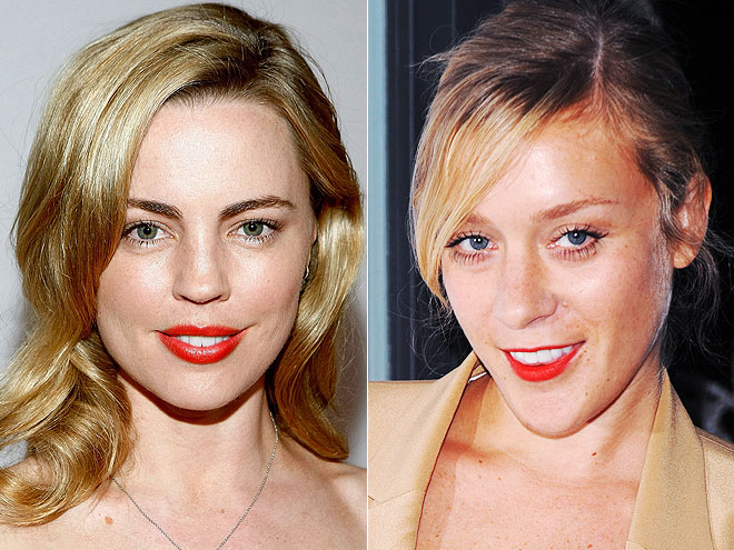 TANGERINE LIPS photo | Chlo\u00EB Sevigny, Melissa George