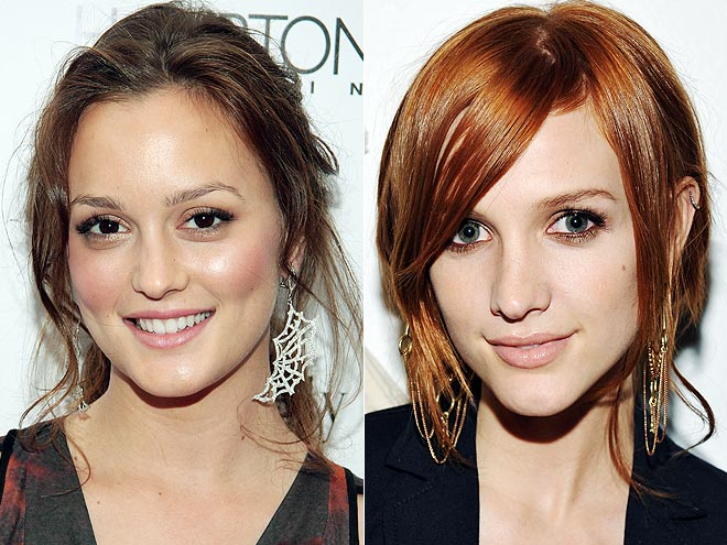 COPPER EYES photo | Ashlee Simpson, Leighton Meester