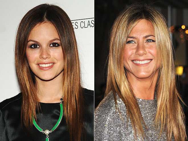 LONG LAYERS photo | Jennifer Aniston, Rachel Bilson
