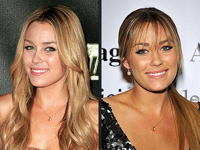 lauren conrad hair colour. LAUREN CONRAD photo | Lauren