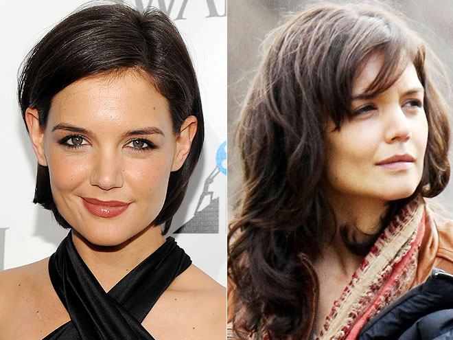 What's Her Best Hair? | Katie Holmes