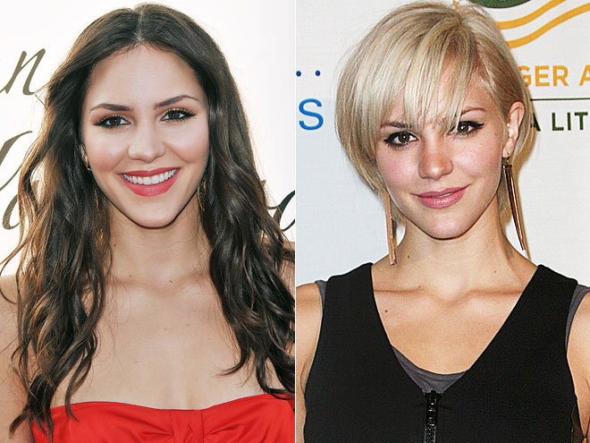 katharine mcphee hair short. KATHARINE MCPHEE photo