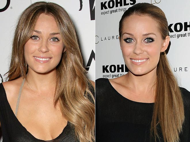 lauren conrad hair. LAUREN CONRAD photo | Lauren