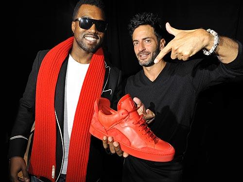 Kanye West s Louis Vuitton Sneakers Make Their Runway Debut in Paris