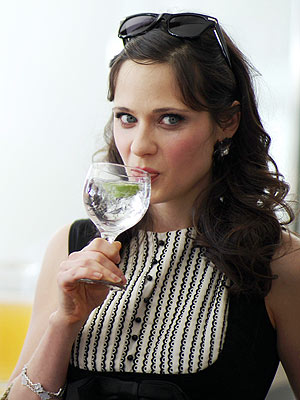zooey deschanel 300x400 Eureka has released Guilty of
