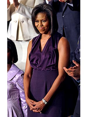 michelle obama fashion style. Michelle Obama#39;s Right to Bare