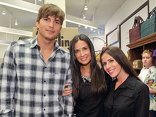 Demi Moore Children Ashton Kutcher