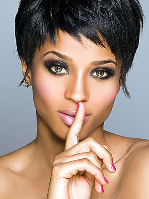 pictures of ciara hairstyles. Ciara#39;s New Haircut: Love It