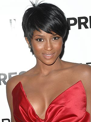 (See Photos of Ciara's short hair style below.) Yes, I am passing this off