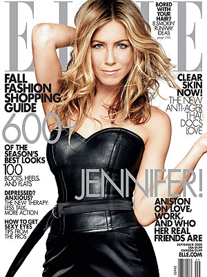 Jennifer Aniston The Rachel Hair. Jennifer Aniston on Being The