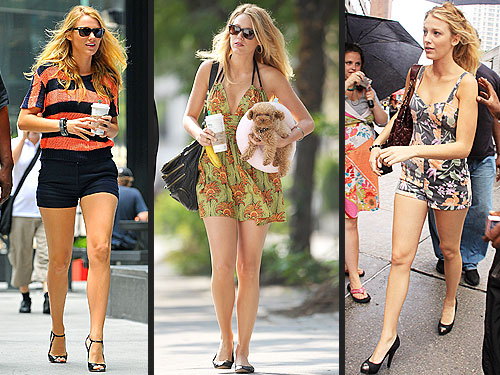 blake lively gowns. Blake Lively Really Loves