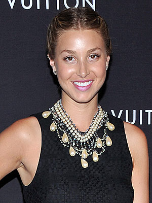 whitney port. Whitney Port#39;s New Signature