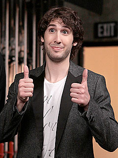 SNEAK PEEK: Inside Grammy Week Parties| Grammy Awards 2010, Josh Groban