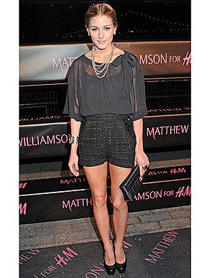 olivia palermo fashion. Olivia Palermo Takes in London