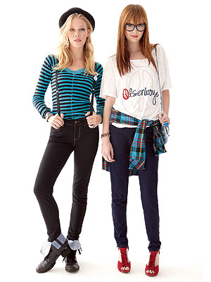 SNEAK PEEK: Mary-Kate and Ashley Olsen Launch Juniors Collection for