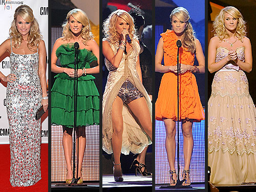 VOTE: Which was Carrie Underwood's Best CMA Style?