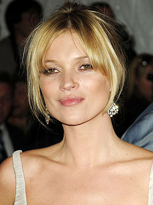 Kate Moss Designs Wedding Gown