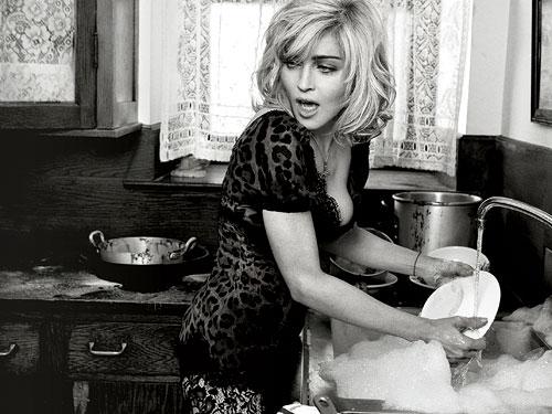 Madonna's Dolce & Gabbana Campaign