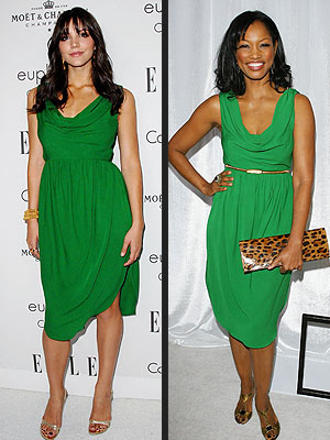 KATHARINE VS. GARCELLE  photo | Garcelle Beauvais-Nilon, Katharine McPhee
