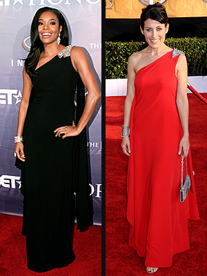 GABRIELLE VS. LISA photo | Gabrielle Union, Lisa Edelstein
