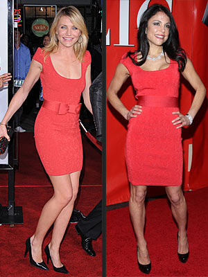 CAMERON VS. BETHENNY photo | Cameron Diaz
