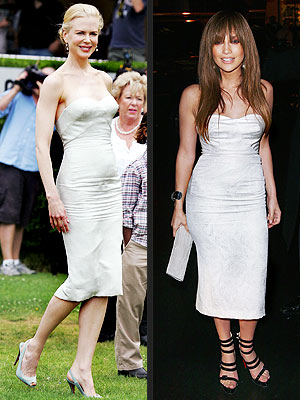 NICOLE VS. JENNIFER photo | Jennifer Lopez, Nicole Kidman