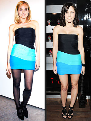 DIANE VS. SOPHIA photo | Diane Kruger, Sophia Bush