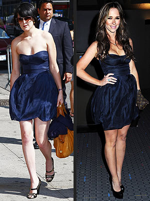 RUMER VS. JENNIFER photo | Jennifer Love Hewitt, Rumer Willis