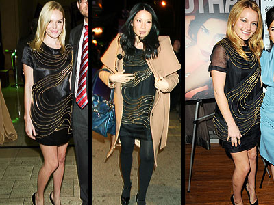 KATE VS. LUCY VS. BECKI