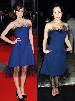 KEIRA VS. DITA photo | Dita Von Teese, Keira Knightley
