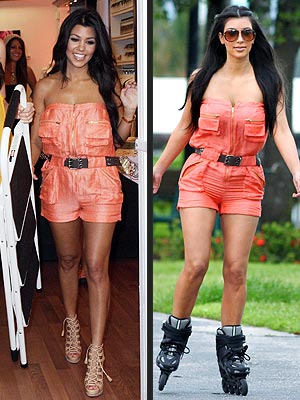 KOURTNEY VS. KIM  photo | Kim Kardashian