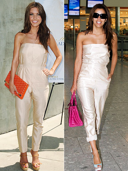 AUDRINA VS. EVA  photo | Audrina Patridge, Eva Longoria