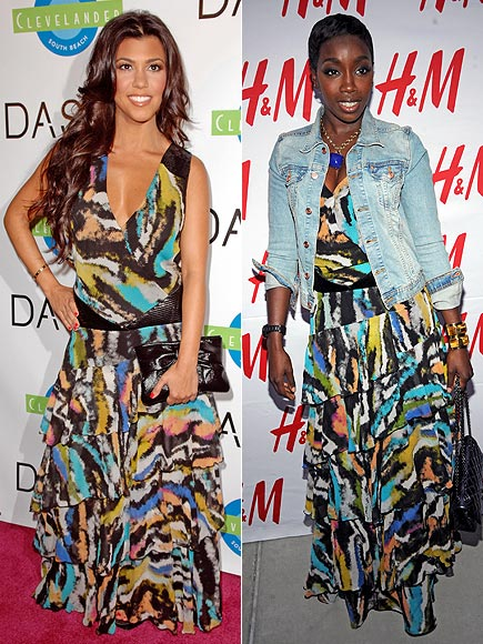 KOURTNEY VS. ESTELLE  photo | Estelle